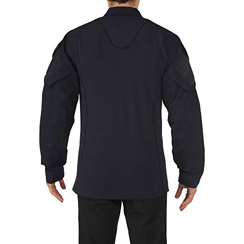 Tactical 5 Series 11 hombre Rapid de marino Assault Camisa Azul f7Iwa7