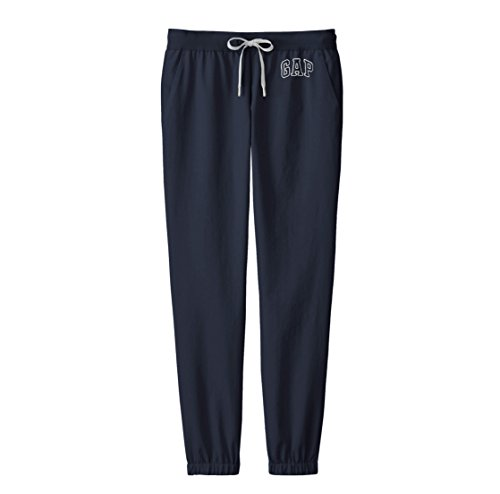 GAP Women's Sweatpant Logo (Navy, X-Large) from GAP