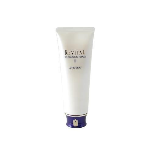 Shiseido Revital Cleansing Foam - SHISEIDO by Shiseido Shiseido Revital Cleansing Foam II--/4.2OZ for Women