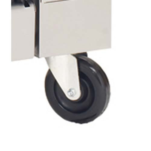 "Wolf Ranges CASTERS-RR4 Set of 4 Casters for 36""W Vulcan Ran"