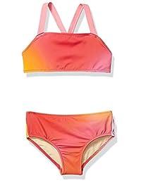 Amazon Essentials Girls' 2-Piece Bikini Set