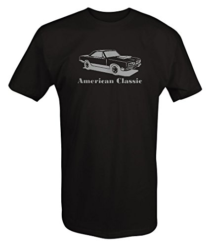Stealth - American Classic Plymouth Mopar Barracuda 'Cuda Muscle Car T shirt - Xlarge