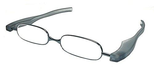 시니어 글래스 안경 돋보기 포드리더 스마트 PodReader SMART 블루 +1.00