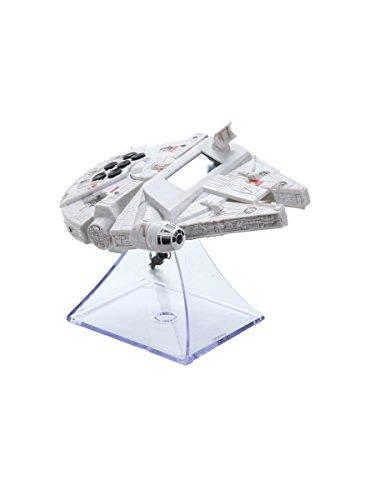 092298924809 - Star Wars-The Force Awakens Millennium Falcon Night Glow Alarm Clock carousel main 1