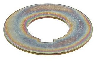 OES Genuine Tie Rod Lock Plate for select BMW ()