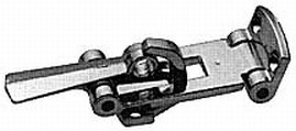 PADLOCK EYE CLAMP 90 DEG BMTX - Attwood Padlock