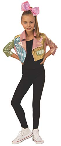Rubie's JoJo Siwa Child's Costume Biker Jacket, Large ()