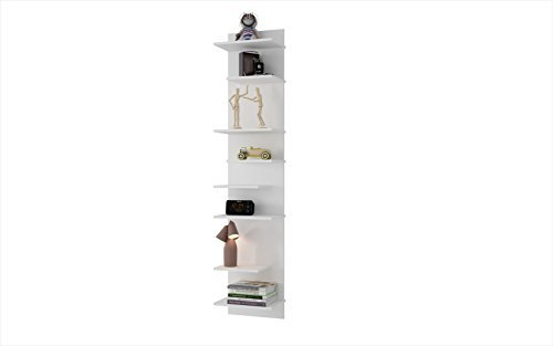 Review Wall Mount Display Case in White By Accentuations by Accentuations