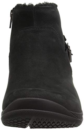 Black Merrell M Boot 5 Q2 Us Encore Fashion Women's 9 Mid rtqrwYz