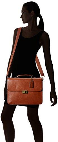 Aldo Hallock Handbag Top Cognac Handle XnRnHP8