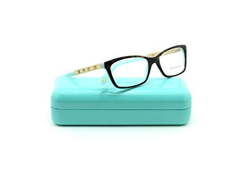 4fab1eddd3 Tiffany   Co. TF 2103B Women Rectangular Eyeglasses RX - able (8134) 53mm