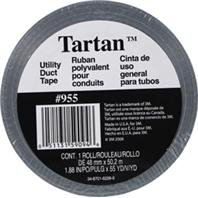 3m 817564 Tartan Utility Duct Tape - Silver, 1.88 in. x 55 Yard