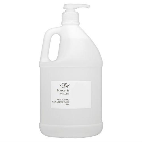 Mason & Miller Revitalising Hair & Body Wash 3.8L by Mason & Miller (Wash Revitalising)