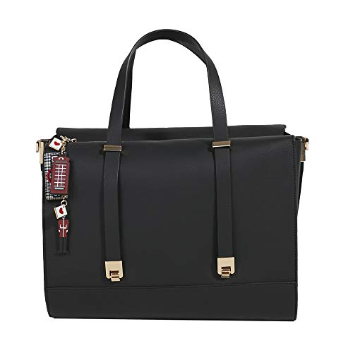 Parfois - Bauletto London Black - Donne Nero