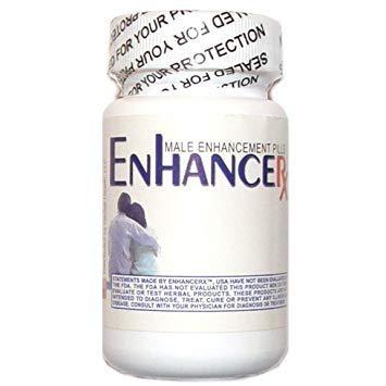 ENHANCE RX EnhancerX All-Natural Male Enhancement Dietary Supplement (30 Capsule) ()