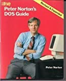 Peter Norton's DOS Guide, Norton, Peter, 0136620736