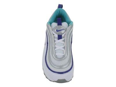 Nike Air Max 97 Cl Bianco / Varsity Viola-mettalic Argento-menta