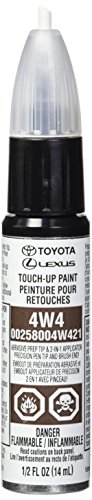 Genuine Toyota 00258-004W4-21 Toasted Walnut Pearl Touch-Up Paint Pen (.44 fl oz, 13 ml) ()