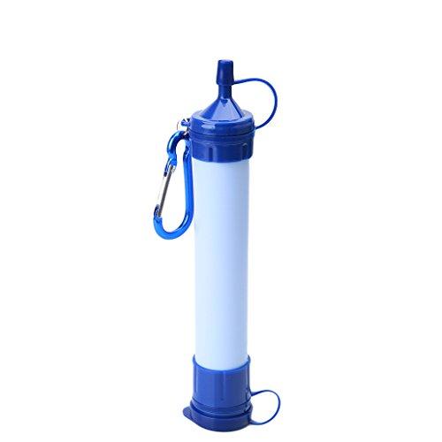 携帯型浄水器 浄水ストロー FDA認証 直飲み アウトドアミニポータブル浄水器・災害用浄水器・防災用品 登山、冒険時、緊急時に安全な水を提供