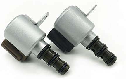 KIMISS Solenoid Valve,Transmission Shift Control Solenoid Valve B/&C Set for Honda and Acura Vehicles 1998-2007 28400-P6H-013 28500-P6H-013