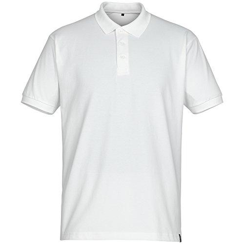 "Mascot Polo-shirt ""Soroni"", 1 Stück, M, weiß, 50181-861-06-M"