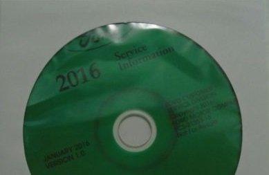 Download 2016 Ford FOCUS ST Workshop Service Shop Repair Manual ON CD NEW OEM pdf