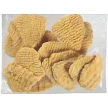 Tyson Red Label Premium Golden Crispy Breaded Chicken Breast Filet, 6 Ounce - 2 per case.