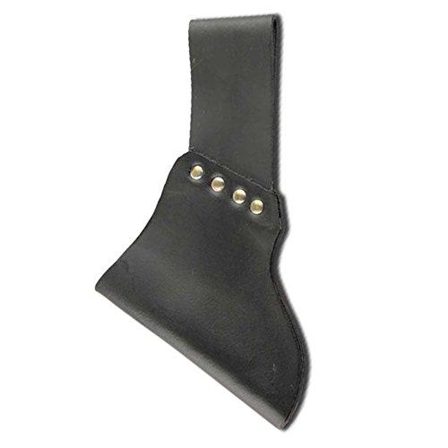 Medieval Renaissance Sword Leather Black