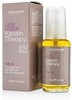Image ofAlfaparf Keratin Lisse Design Therapy The Oil 50 ml