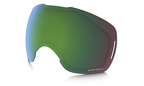 Oakley Airbrake XL Accessory Lenses Prizm Jade Iridium & Cap - Oakley Prizm Xl Airbrake
