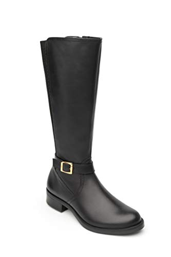 Flexi NALA Women's Genuine Leather Long Equestrian Style Riding Boot | 46612 (9)