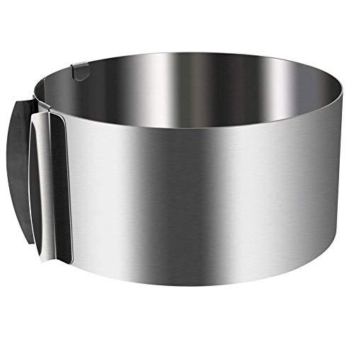 WIWAPLEX Adjustable Stainless Bakeware Decorating product image