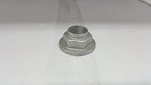 Drive Axles Axle Nut, Ford Part Number 6E5Z3B477AA