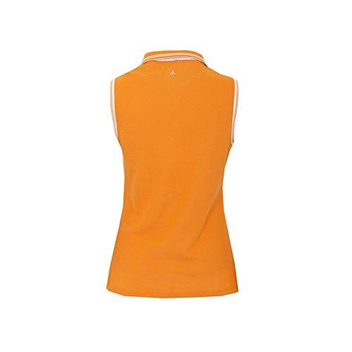 Green Lamb Cory S/Less Polo Shirt ochre-10