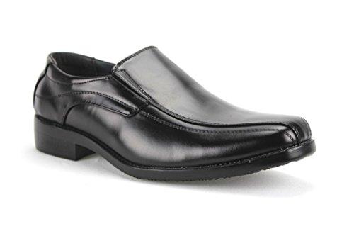 Alberto Fellini Men's Harizon Classic Plain Casual Dress Loafers Shoes