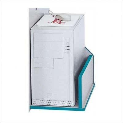- Rainbow Accents 3493JC003 Discovery CPU Booth, Blue