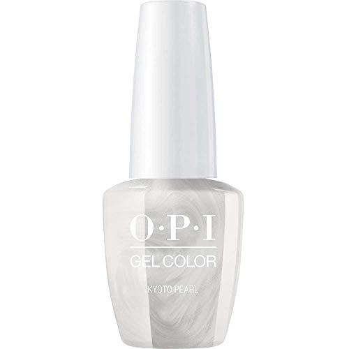 OPI GelColor, Kyoto Pearl, 0.5 Fl. Oz. gel nail polish