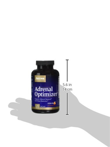 Jarrow Formulas Adrenal Optimizer, Supports Adrenal Renewal and Stress Reduction, 120 Tabs by Jarrow (Image #2)