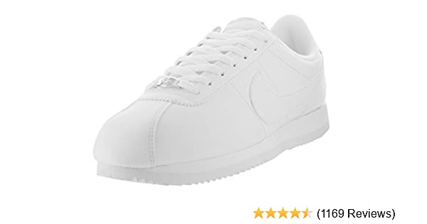 release date: cf198 ec672 Amazon.com  Nike Mens Classic Cortez Leather Casual Shoe  Fashion  Sneakers