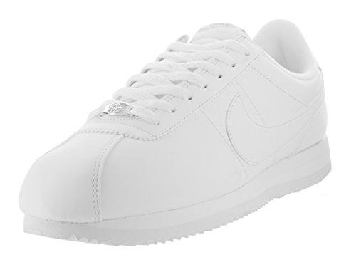 クラック統治可能荷物Nike メンズ Cortez Basic Leather OG カジュアルシューズ