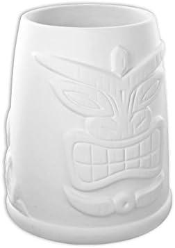 Paint-a-Potamus by Paint-a-Potamus Unfinished Low-Fire Ceramic Bisque Paint Your Own Ceramic The Perfect Mug