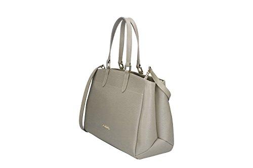 3fdcc8e56be31 Pam Shop Tasche Damen mit Schultergurt Pierre Cardin Schlamm Leder Made in  Italy VN112