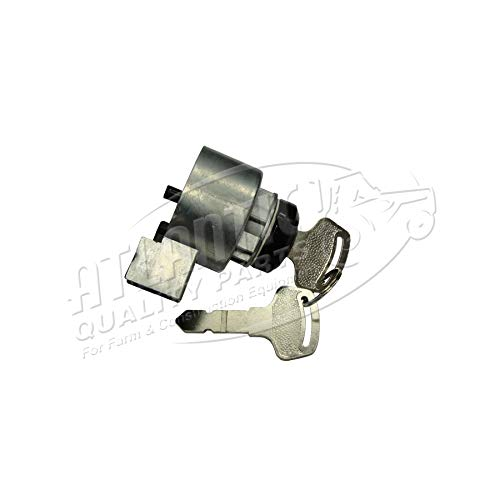 Complete Tractor 1900-0912 Ignition Switch (Kubota Tractor 6C040-55452 B1700Hsd B2100Hsd B2320Dt) by Complete Tractor