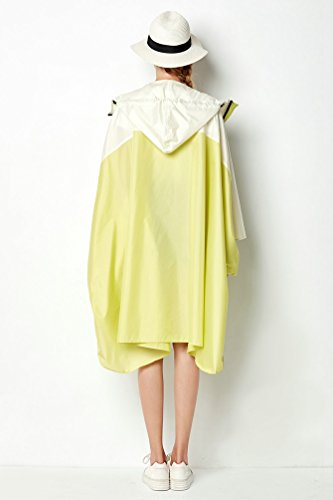 Femmes Coupe Cayuan Pluie Vestes Oversized CFpWxUqanw