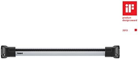 Der leise und sichere Lastentr/äger Thule WingBar Edge 90400617 Komplett System inkl Schloss f/ür MAZDA CX-5