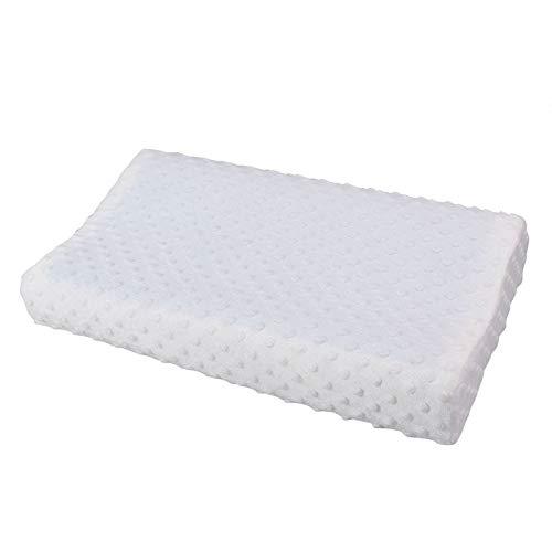 Amazon.com: QTeeQT Memory Foam Orthopedic Sleep Blue Cooling ...