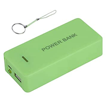 Power Bank portátil Carcasa Externa de Respaldo móvil ...