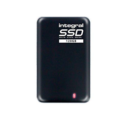 Integral 120GB USB3.0 Pocket-Sized Portable SSD External Storage Drive by Integral (Image #4)
