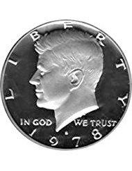 Proof 1978 Kennedy S Half Dollar