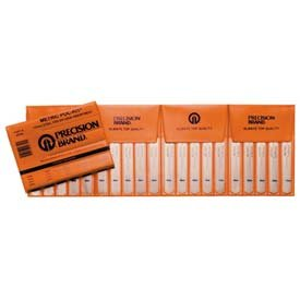 20 Piece Metric Steel Feeler Gage Poc-Kit174; Assortment 1/2